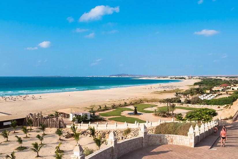 Chaves beach-Boavista, Kap Verde