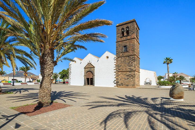 Die Iglesia de Nuestra Senora de la Candelaria