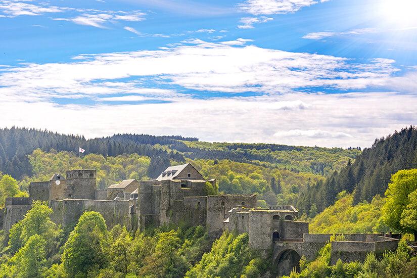 Die Burg Boullion