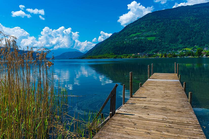Ossiacher See, Oesterreich