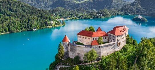 Slowenien: Land der Alpen und Adria