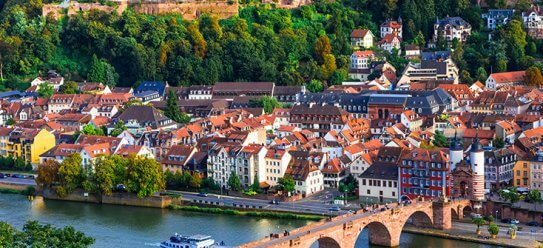 Heidelberg: Sehenswürdigkeiten pur