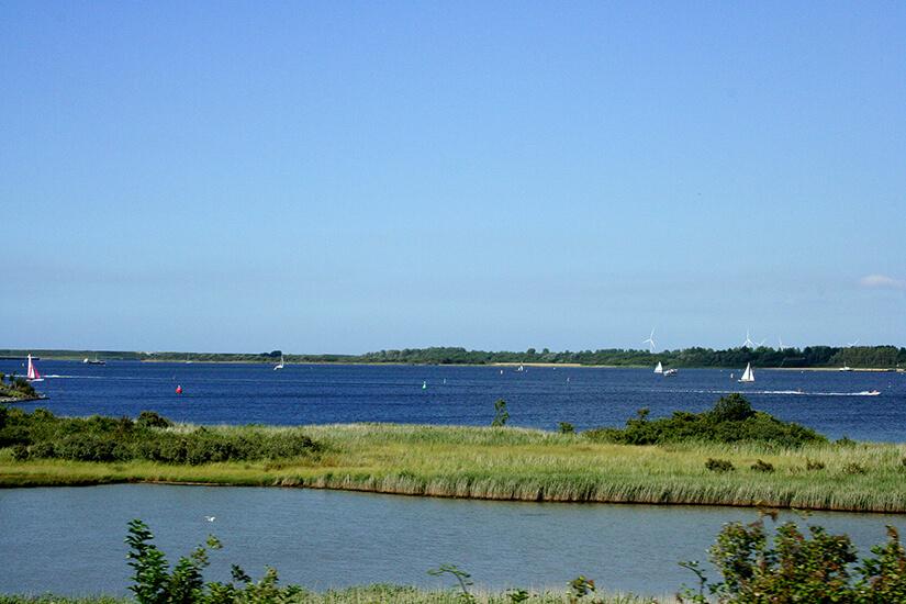 Veerse Meer in Holland