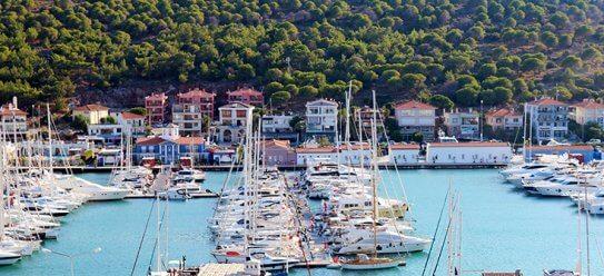 Çeşme: Küstenparadies in der Türkei