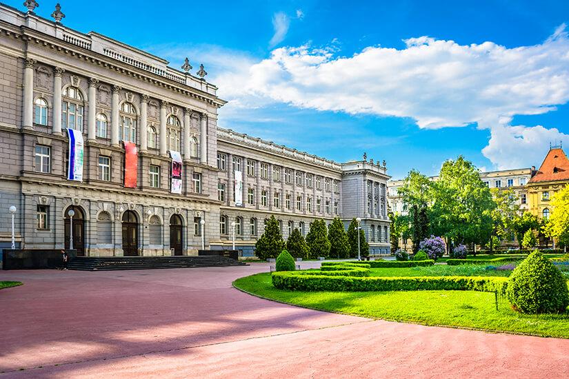 Mimara Museum in Zagreb