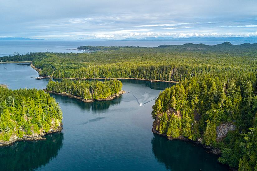 Vancouver Island ist ein Naturparadies