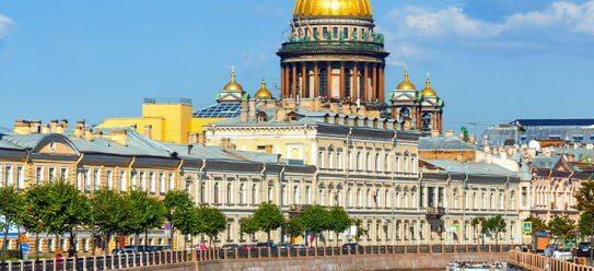 St. Petersburg: Russlands Kulturschatz