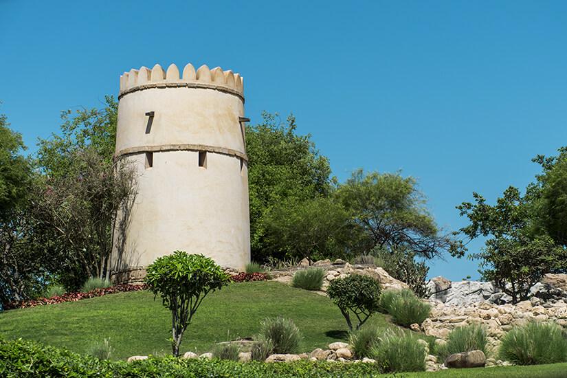 Sultan-Qabus-Festung in Salalah