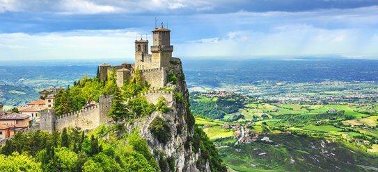 San Marino: Kleinstaat mit Charme