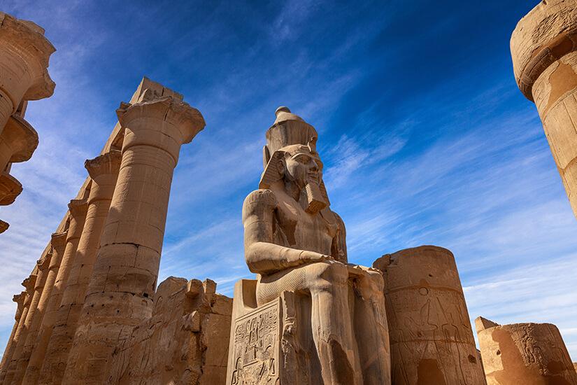 Karnak Templel in Luxor