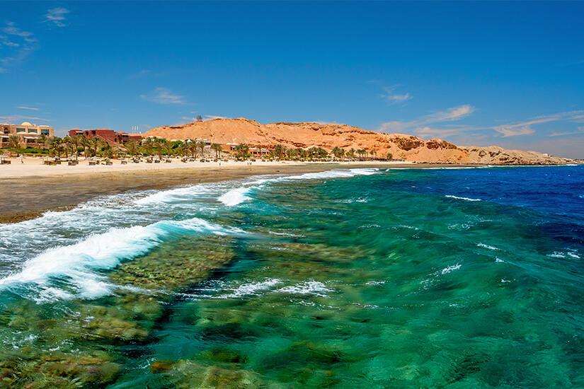 Strand in Marsa Alam