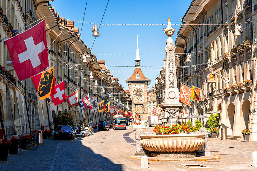 Historische Altstadt von Bern