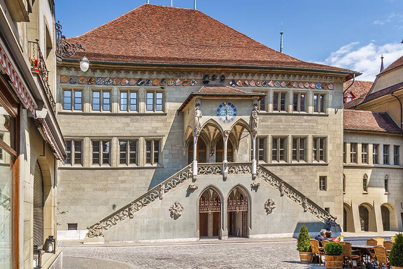 Rathaus von Bern