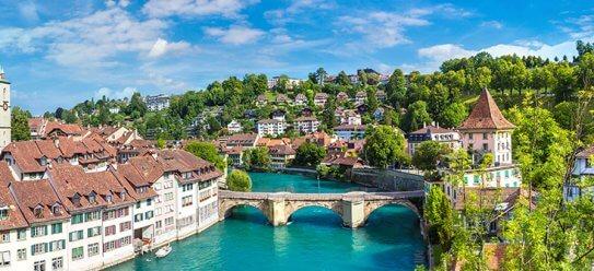 Bern in der Schweiz entdecken
