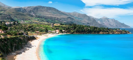 Sizilien: Strände & Sehenswürdigkeiten