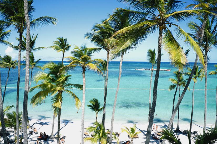 Bavaro Beach in Punta Cana