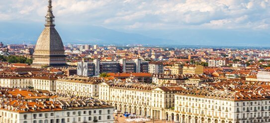 Turin – Hauptstadt des Piemont