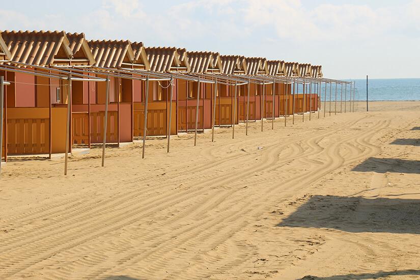 Sandstrand Lido di Venezia