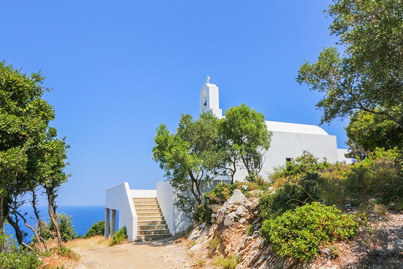 Agios Alexandros Kirche auf Skiathos