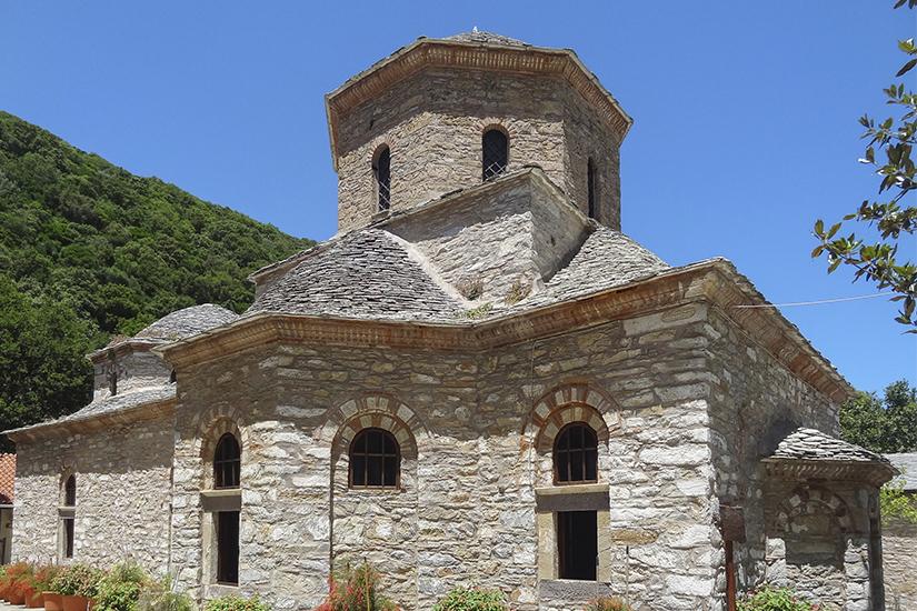 Kloster Evangelistria auf Skiathos