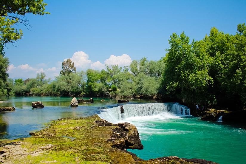 Wasserfall in Manavgat