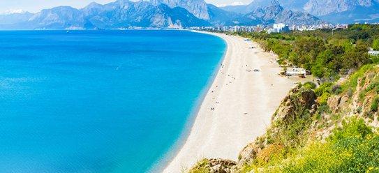 Die Türkische Riviera erleben