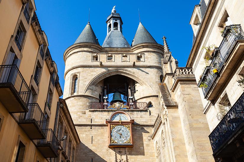 Glockenturm Grosse Cloche