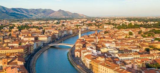 Pisa und seine Sehenswürdigkeiten