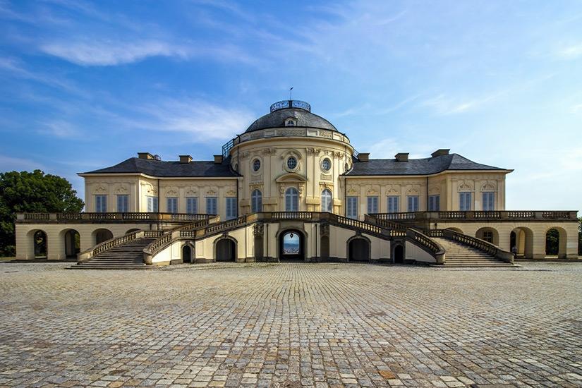 Schloss Solitude mit Museum