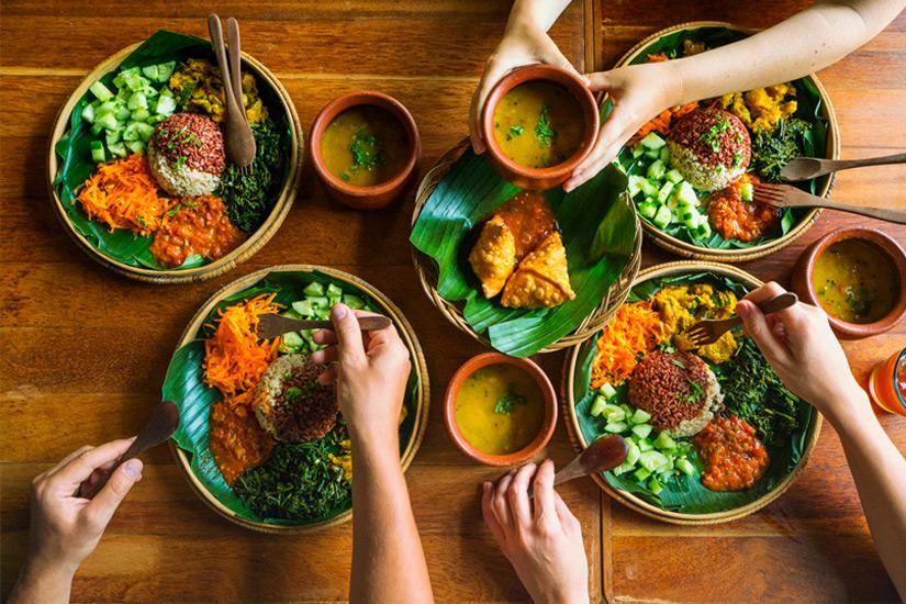 Indisches-Essen-Dips