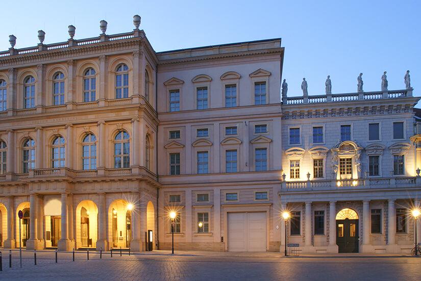 Museum und Palast Barberini in Potsdam