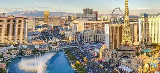 Las Vegas: Pulsierende Partystadt