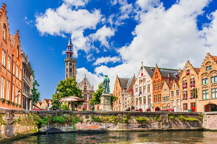 Altstadt von Bruegge