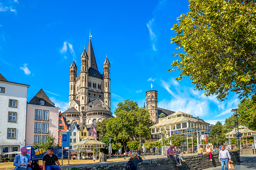 Koelner Altstadt