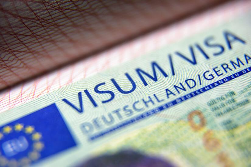 Visum Deutschland