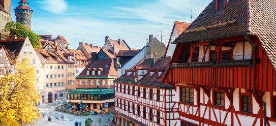 Nürnberg – Herz von Franken