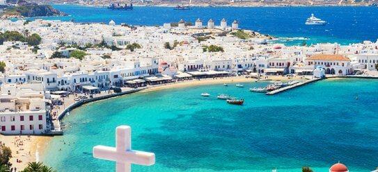 Mykonos: Sehenswürdigkeiten & Meer