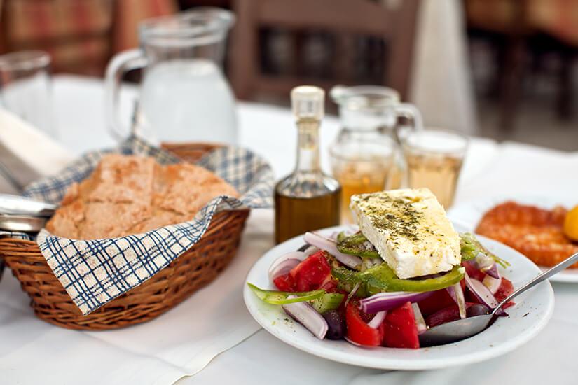 Feta Salat Griechenland
