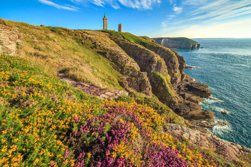 Cap Frehel in der Bretagne