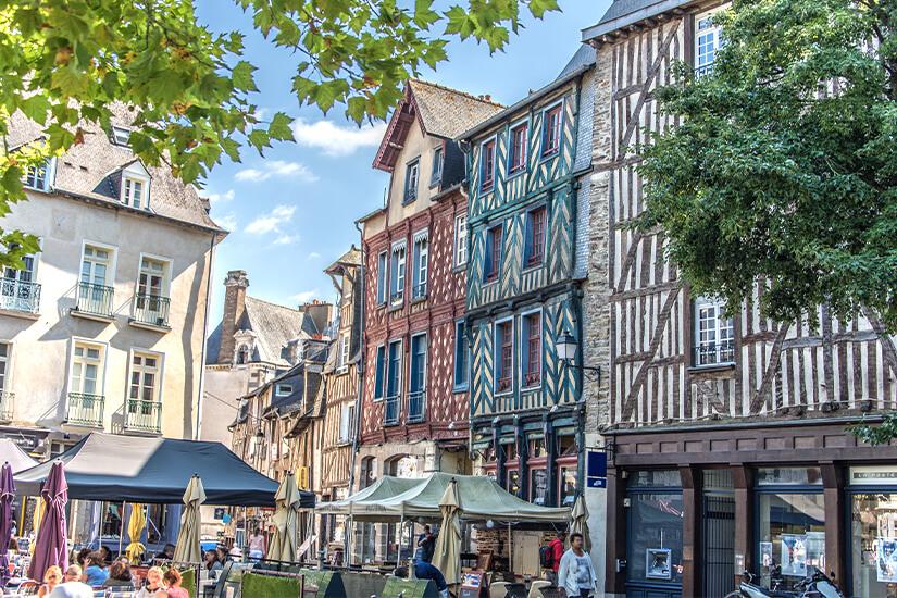 Rennes, Frankreich