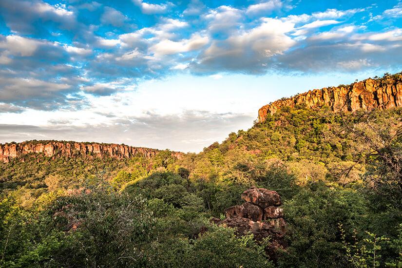 Waterberg Plateau und Nationalpark in Namibia