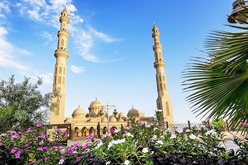 Aldahaar Moschee in Hurghada