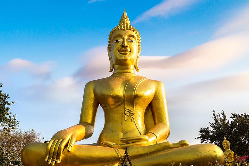 Golden Big Buddha