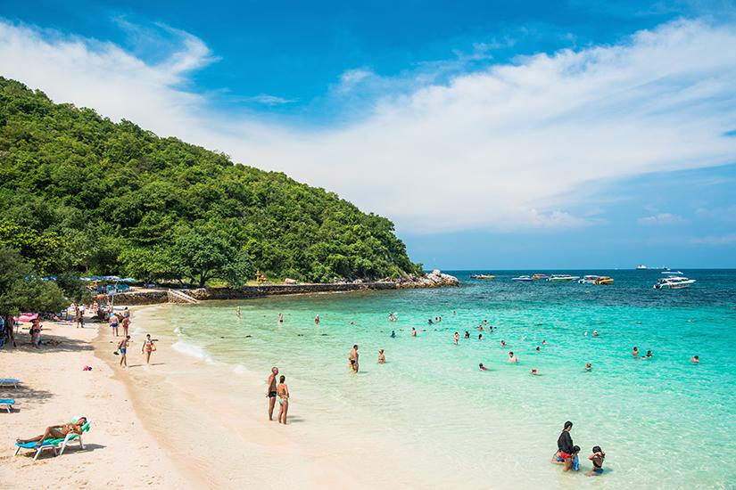 Koh Larn Beach nahe Pattaya