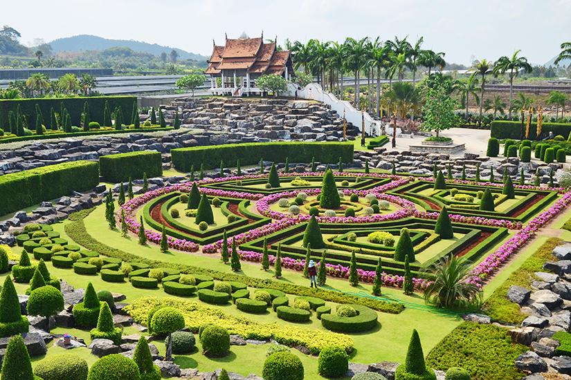 Nong Nooch Garten in Pattaya
