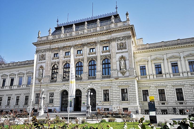 Karl Franzens Universitaet in Graz