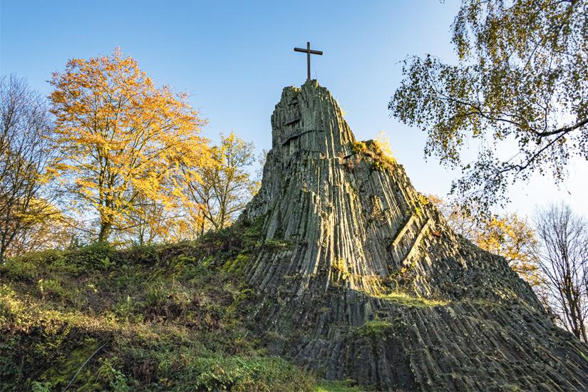Druidenstein aus Basalt