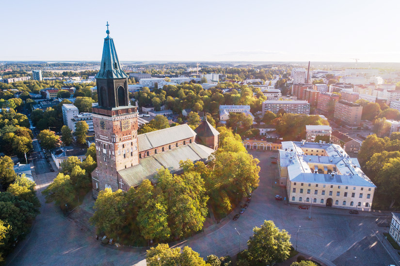 Domkirche in Turku