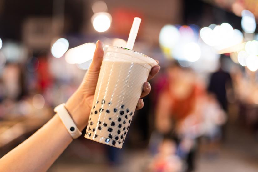Taiwanesischer Bubble Tea
