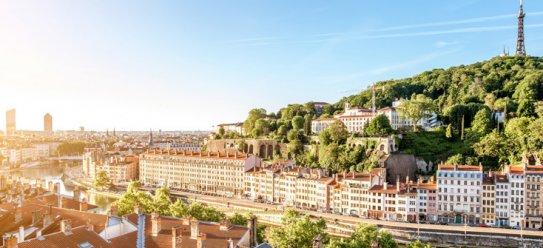 Lyon – Genuss-Stadt in Frankreich